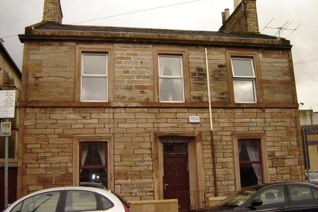 Thumbnail Flat to rent in Fullarton Street, Ayr