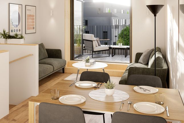 Thumbnail Town house for sale in Landing Place, Climate Innovation District, Leeds