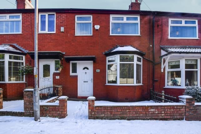 Thumbnail Terraced house for sale in Johnson Brook Road, Hyde, Greater Manchester