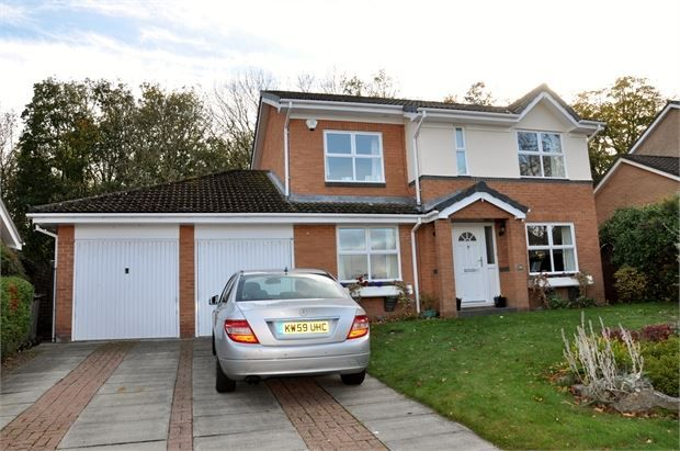 Thumbnail Detached house for sale in Collingwood Drive, Hexham