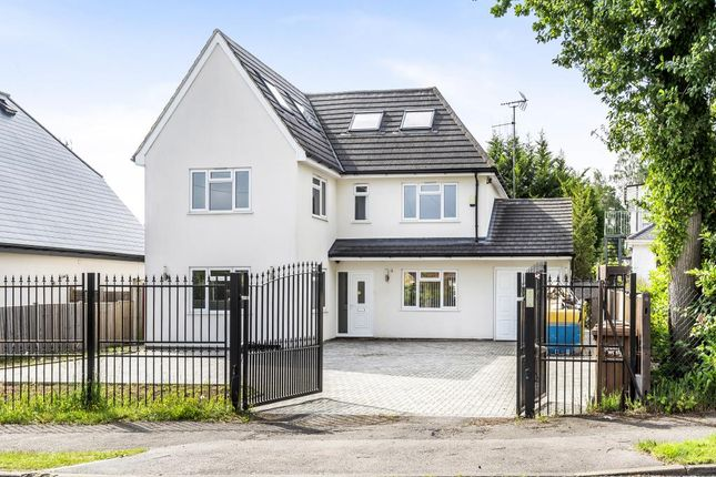 Thumbnail Detached house to rent in Lightwater, Surrey