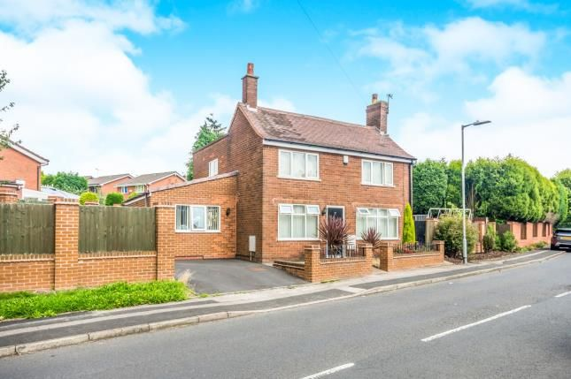 Thumbnail Detached house for sale in Holly Lane, Walsall Wood, Walsall, West Midlands