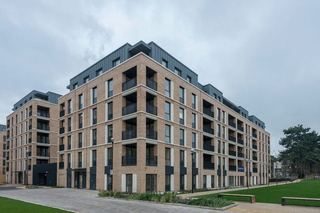 Thumbnail Flat for sale in St Bernards Gate, Ellis House, Uxbridge Road, Hanwell, London