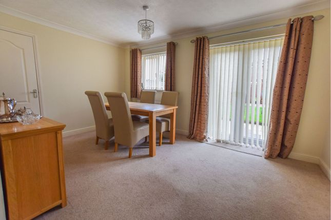 Dining Room of Burrington Drive, Trentham, Stoke-On-Trent ST4