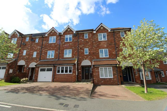 Thumbnail Town house for sale in Tyne Vale, Stanley Co Durham