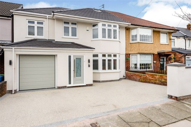 Thumbnail Semi-detached house for sale in Whinfell Road, Liverpool