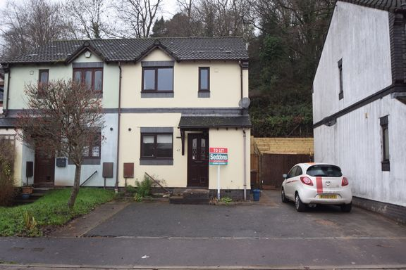 Thumbnail Semi-detached house to rent in Cottey Brook, Tiverton