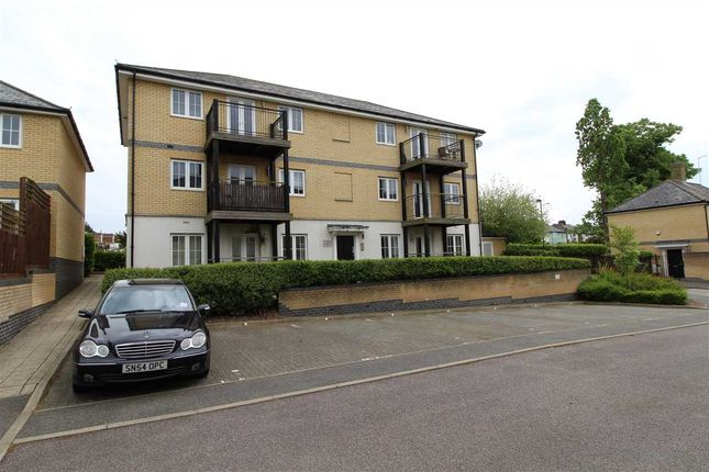 Thumbnail Flat for sale in Fiddlers House, Ipswich Road, Colchester