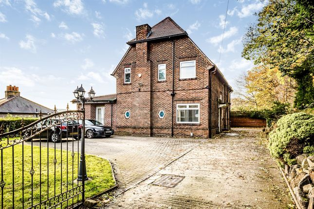 Thumbnail Detached house for sale in Luck Lane, Marsh, Huddersfield