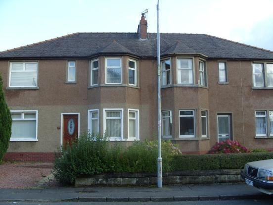 Thumbnail Flat to rent in Earnock Avenue, Motherwell