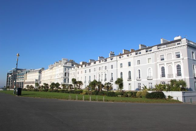 Thumbnail Flat for sale in The Esplanade, The Hoe, Plymouth
