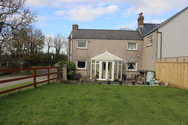 Cottage for sale in Sageston, Tenby