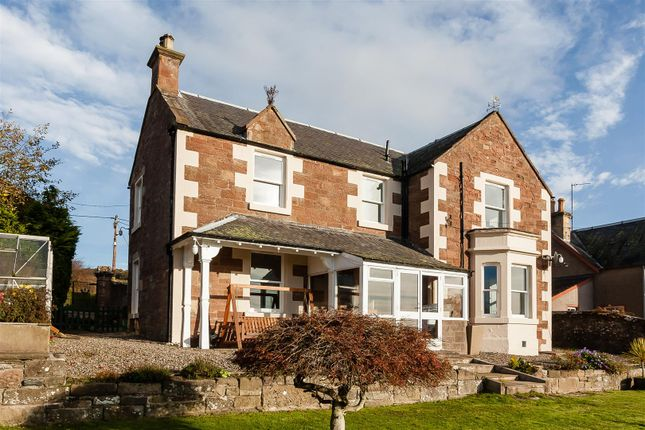 Thumbnail Detached house for sale in Strathmore Terrace, Alyth, Blairgowrie