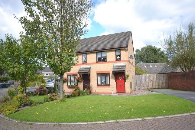 2 bed semi-detached house for sale in The Green, Parbold