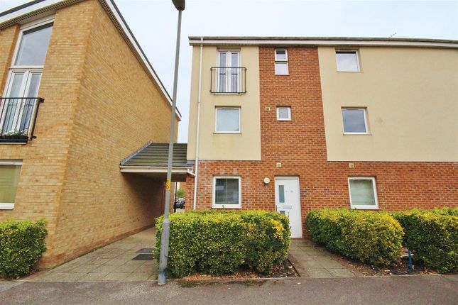Thumbnail Flat for sale in Clog Mill Gardens, Selby