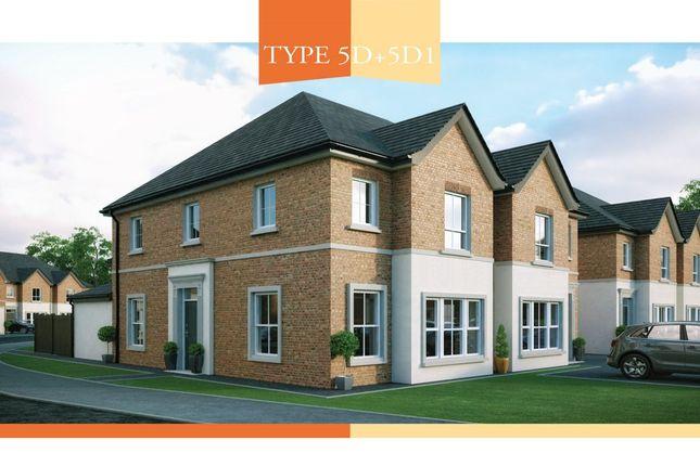 Thumbnail Semi-detached house for sale in Lynn Hall Park, Rathgael Road, Bangor
