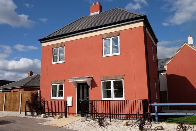 Thumbnail Detached house to rent in Colliery Mews, Heath Hill, Lawley, Telford, Shropshire
