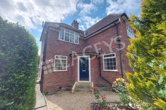 Thumbnail Semi-detached house to rent in Penn Hill, Yeovil