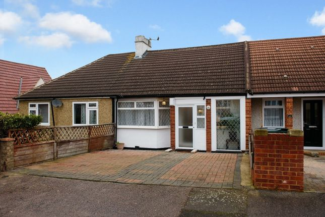 Thumbnail Terraced bungalow for sale in Priory Close, Dartford