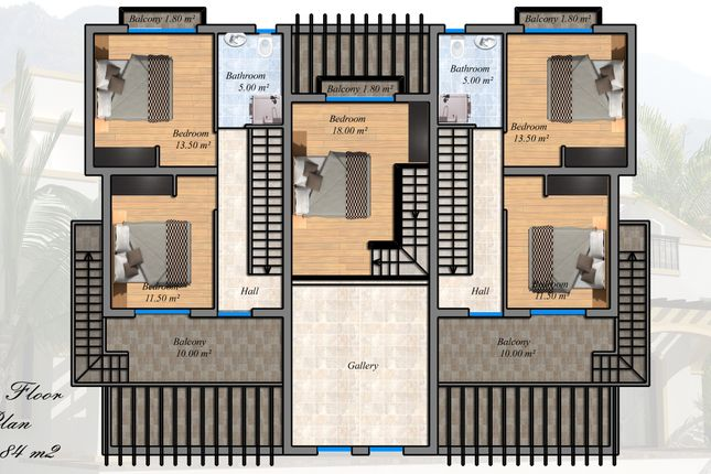 Special Offer-The Residence Bahceli 2 Bedroom Townhouses Image #6