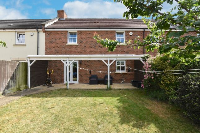 3 bed terraced house for sale in Century Park, Yeovil