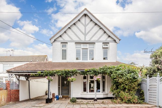 Thumbnail Detached house for sale in Lynton Road, Benfleet, Essex