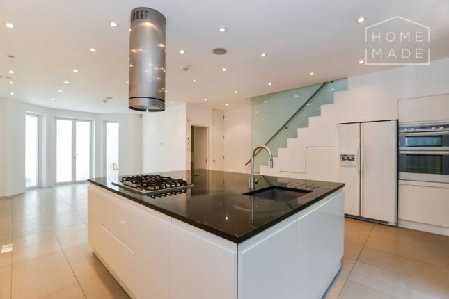 Thumbnail Terraced house to rent in Rowan Road, Brook Green