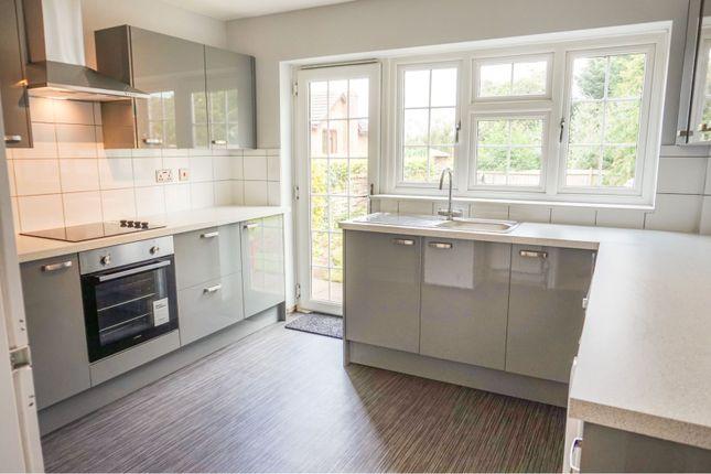 Kitchen of Leedhams Croft, Walton-On-Trent, Swadlincote DE12