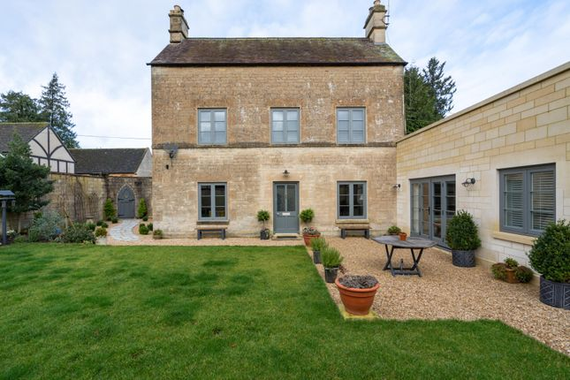 Thumbnail Detached house for sale in Somerford Road, Cirencester