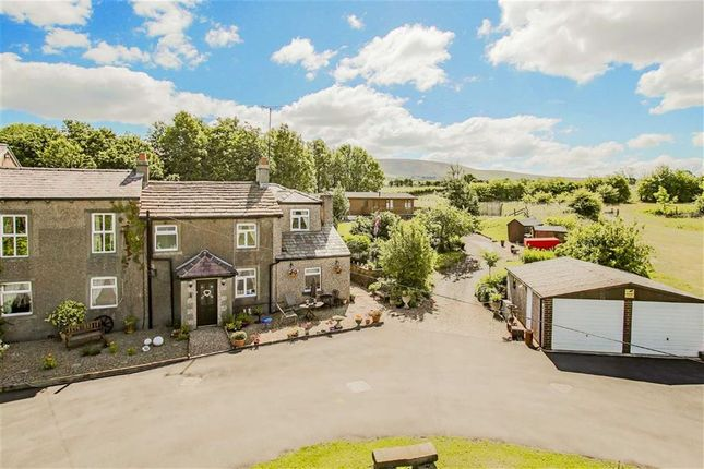 Thumbnail Farmhouse for sale in Up Brooks, Clitheroe, Lancashire