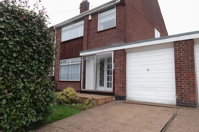 Thumbnail Semi-detached house to rent in Princethorpe Way, Binley, Coventry