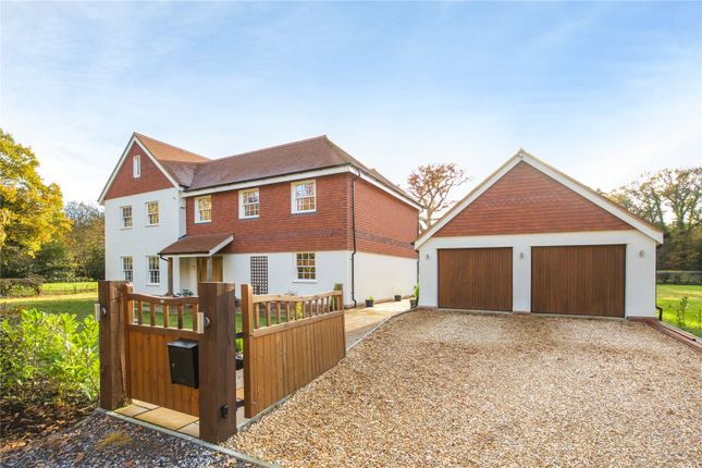 Thumbnail Detached house for sale in Ifield Wood, Ifield, Crawley, West Sussex