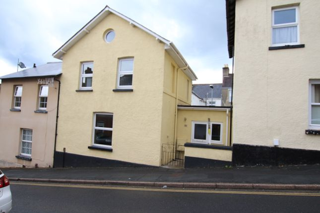 Thumbnail Terraced house to rent in Tudor Road, Newton Abbot
