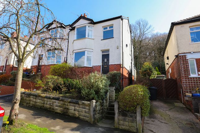Thumbnail Semi-detached house for sale in Strelley Avenue, Sheffield