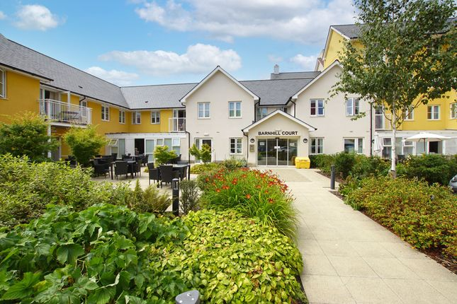 Thumbnail Flat for sale in Barnhill Court, Barnhill Road, Chipping Sodbury
