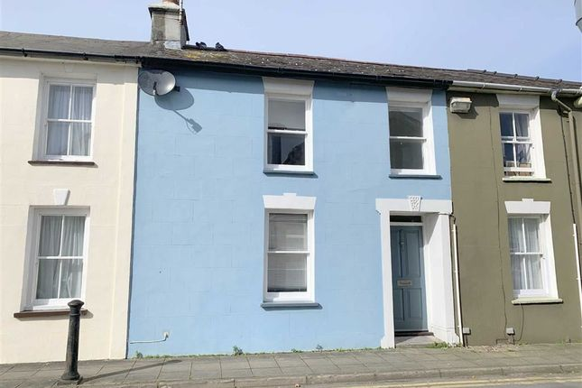 Thumbnail Terraced house for sale in Masons Row, Aberaeron, Ceredigion