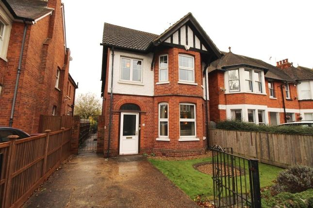 Detached house for sale in Warwick Road, Reading