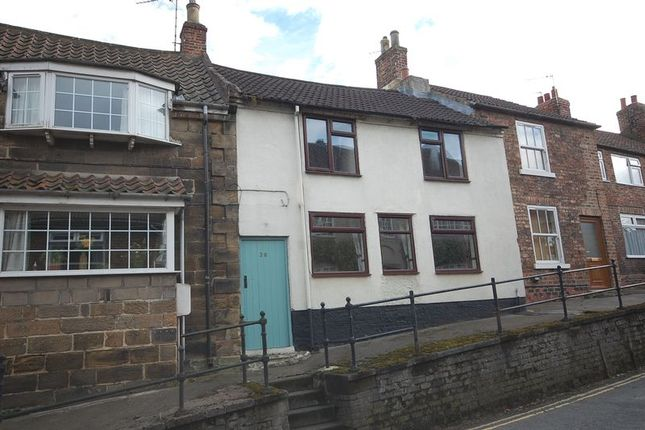 Thumbnail Cottage for sale in Cockpit Hill, Brompton, Northallerton