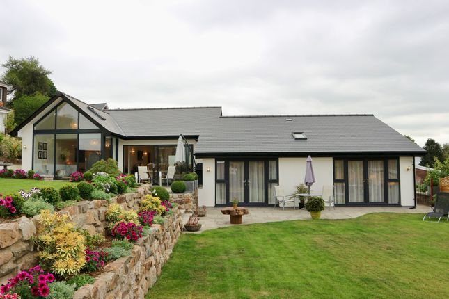 Thumbnail Detached bungalow for sale in Somerset Lane, Cefn Coed, Merthyr Tydfil