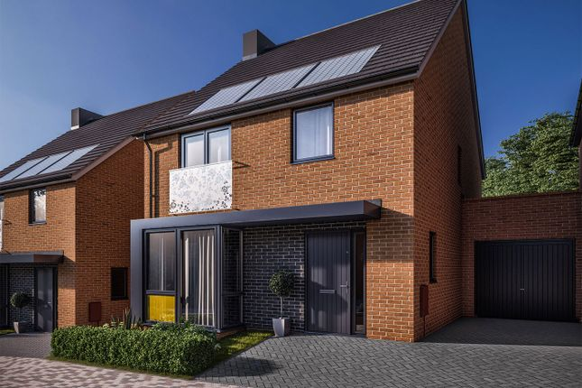 "Thumbnail Detached house for sale in ""The Breeze"" at Marksbury Road, Bedminster, Bristol"