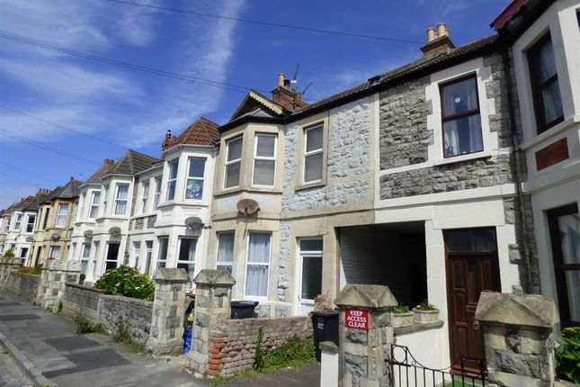 Thumbnail Flat for sale in Southend Road, Weston-Super-Mare