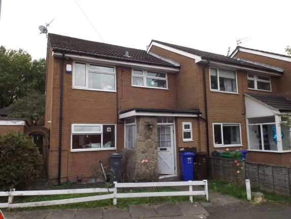 Thumbnail End terrace house for sale in Moorton Park, Burnage, Manchester, Greater Manchester