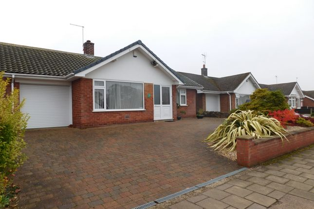 Thumbnail Detached bungalow to rent in Woodside Avenue, Mansfield