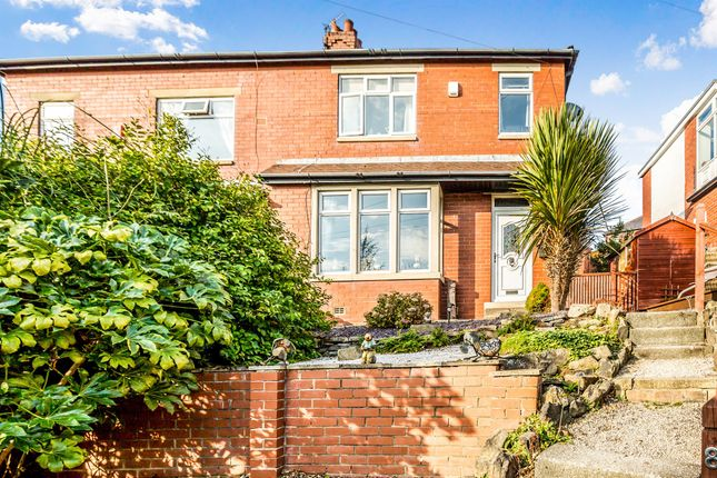 Thumbnail Semi-detached house for sale in Pye Nest Road, Halifax