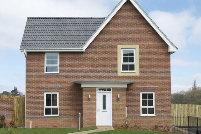 "Thumbnail Detached house for sale in ""Lincoln"" at Fen Street, Brooklands, Milton Keynes"