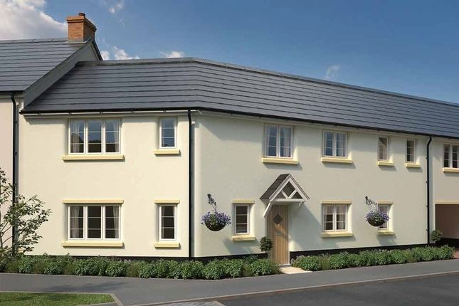 Thumbnail Terraced house for sale in Plot 9, Ladywell Meadows, Chulmleigh