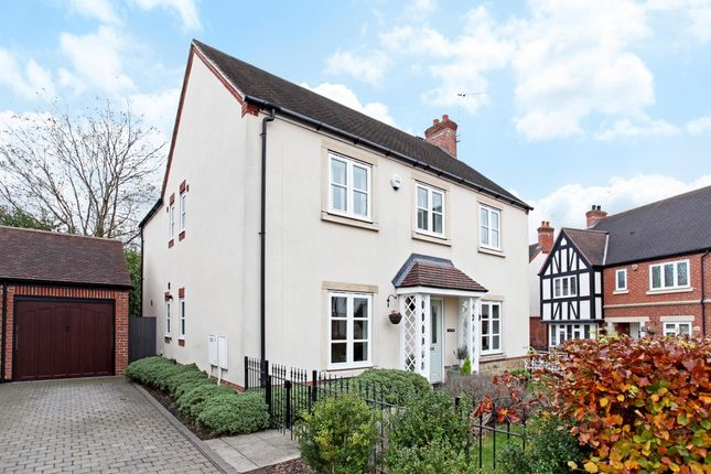 Thumbnail Detached house to rent in Elgin Gardens, Stratford-Upon-Avon