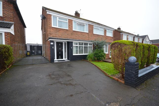 Thumbnail Semi-detached house for sale in Carlisle Crescent, Ashton-Under-Lyne