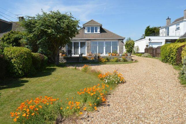 Thumbnail Detached house for sale in Roman Road, Bleadon, Weston-Super-Mare
