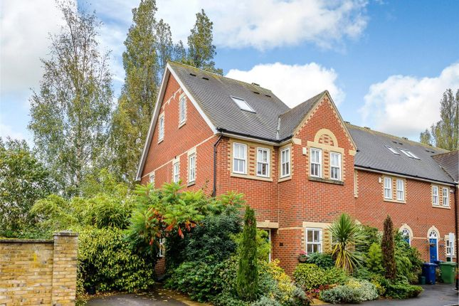 Thumbnail End terrace house for sale in Plater Drive, Oxford